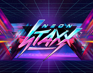 Spela casinospelet Neon Staxx på Casumo