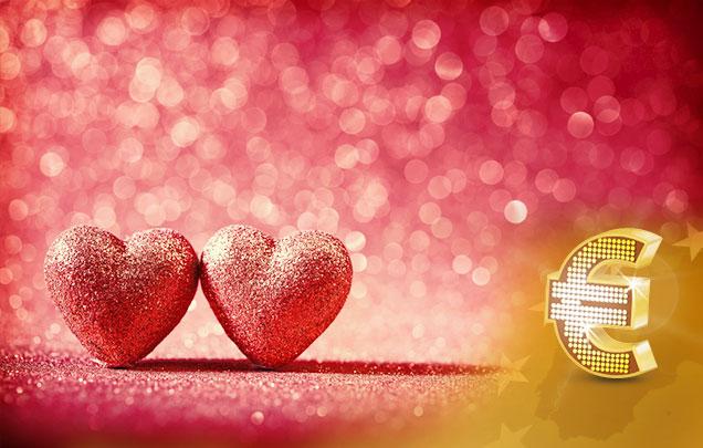 En Alla hjärtans dag-present för de som har råd - Lottoland.se 760077d4d967c